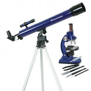 میکروسکوپ و تلسکوپ